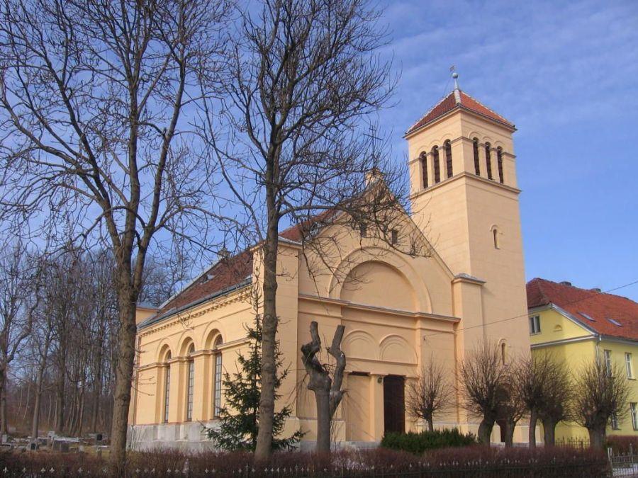 Cerkiew prawosławna św. Mikołaja w Ornecie