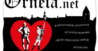 Orneckie legendy - Legenda o rycerskiej miłości