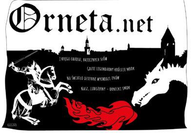 Orneckie legendy - Legenda o smoku