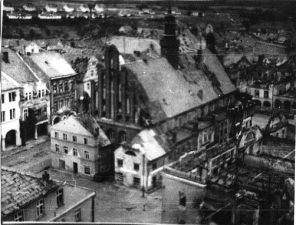 ORNETA - Wojny i klęski żywiołowe