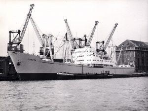 M.S. ORNETA - statek