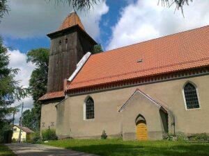 Kościół pod wezwaniem św. Mikołaja i św. Rocha