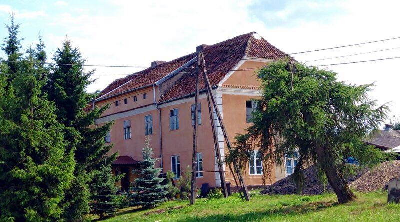 Pałac w Bażynach