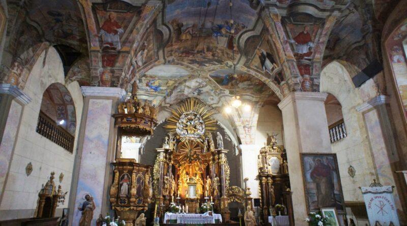 Sanktuarium Podwyższenia Krzyża Świętego