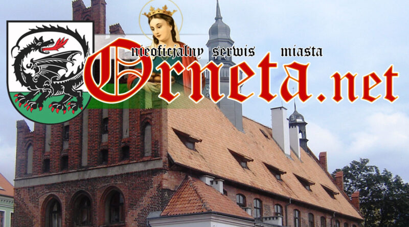 Nowa odsłona strony - Orneta.net