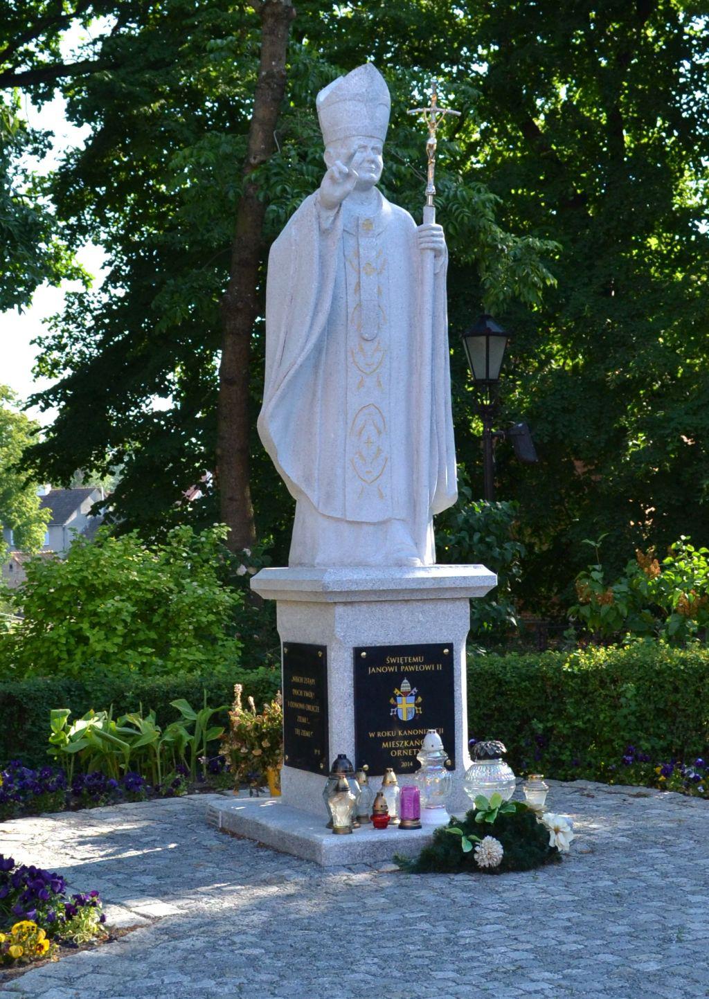 Pomnik Św. Jana Pawła II