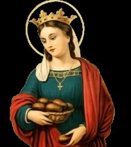 Św. Elżbieta Węgierska (z Turyngii)