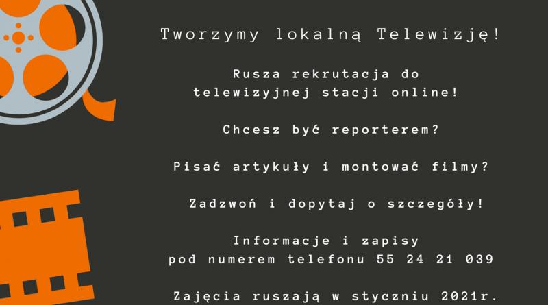 Pobudka Orneta - lokalna telewizja internetowa