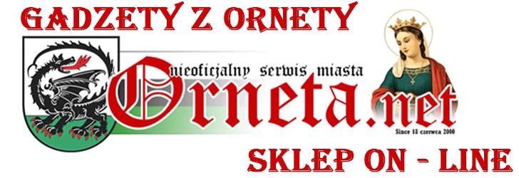 Gadżety z Ornety - sklep on-line