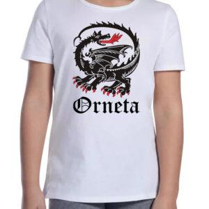 Koszulka męska- Smok Ornecki