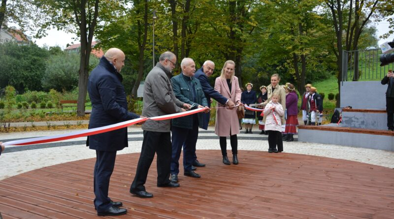 Otwarcie Parku Miejskiego w Ornecie